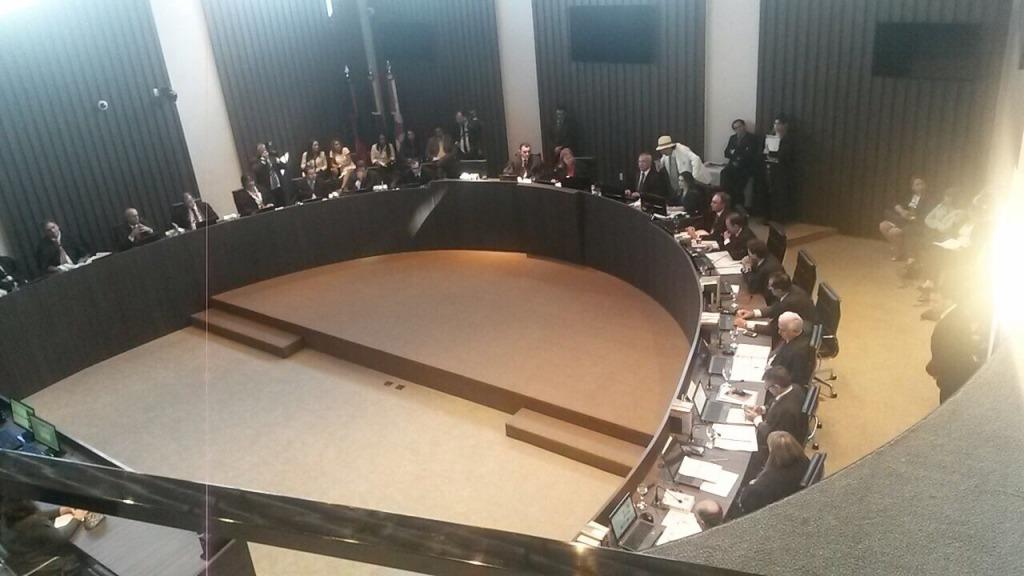 tjpb1 1024x576 - Após sustentação oral, desembargadores Marcos Cavalcanti e José Ricardo Porto são eleitos presidente e vice do TJPB