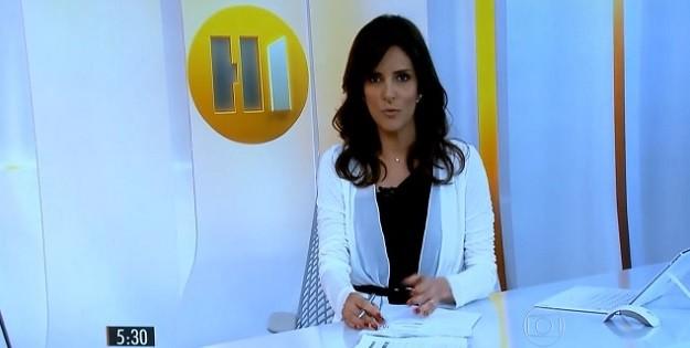 Novo jornal matinal, Hora 1 aumenta audiência da Globo em 85%