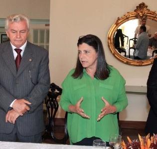 Roseana Sarney anuncia renúncia ao governo do MA