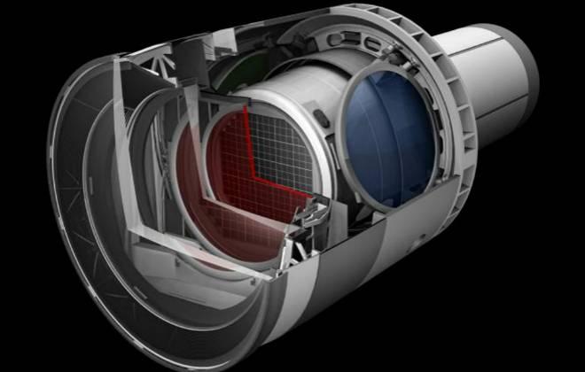 Maior câmera do mundo pesará 3 toneladas e fará fotos de 32 gigapixels