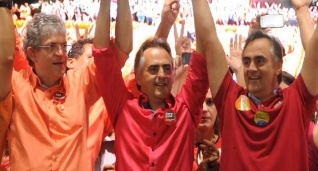 Em 2016, Ricardo vai apoiar o prefeito Luciano Cartaxo para a sua reeleição e deverá lançar o vice – Por Rui Galdino