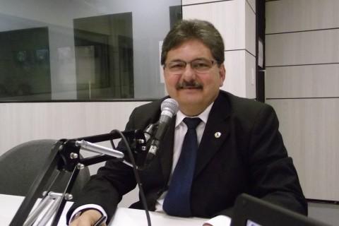 """ADRIANO GALDINO: Não eu tive a intenção de desrespeitar ou de macular o Dep. Renato Gadelha"""""""