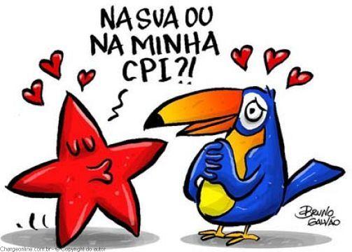 PT x PSDB: o sujo e o mal lavado