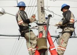 Corte de energia elétrica programado afetará seis cidades paraibanas