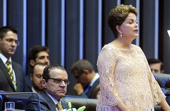 Dilma anuncia que enviará ao Congresso pacote de medidas contra a corrupção
