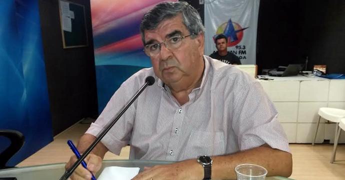 O PMDB quer Roberto Paulino na Funasa para acalmar Raniery