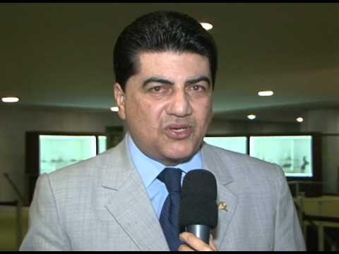 O deputado federal paraibano Manoel Junior (PMDB) tem sido cotado para  assumir a liderança do seu partido neste ano no Congresso Nacional 5127a17834163