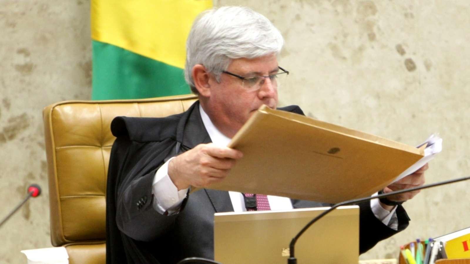 OITENTA CORRUPTOS: A segunda lista de Janot entregue ao STF nesta segunda tem nomes de vários partidos