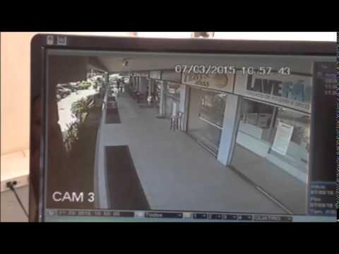 Bandidos roubam joalheria e fogem em menos de 1 minuto – VEJA VÍDEO