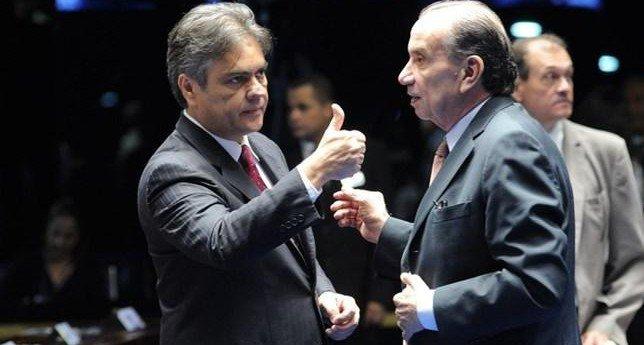 cassio aloysio nunes 644x345 - Senador Cássio defende que o PSB não deve aceitar nenhum cargo no governo Temer - SAIBA OS MOTIVOS