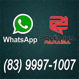 WhatsApp Polêmica Paraíba - (83) 9997-1007