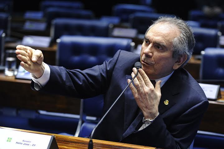 Plenário do Senado durante sessão deliberativa ordinária.Em pronunciamento, senador Raimundo Lira (PMDB-PB).Foto: Moreira Mariz/Agência Senado