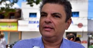 Ronaldinho Cunha Lima depõe na sede da Polícia Federal