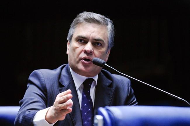 PRISÃO DE LULA: Cássio diz ser contra; 'é preciso ter prudência'