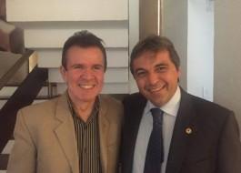 Ex-prefeito Jota Júnior assume comando do PTdoB em Bayeux