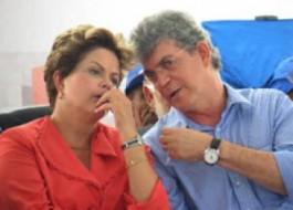 Dilma recebe Ricardo Coutinho e demais governadores do PSB hoje