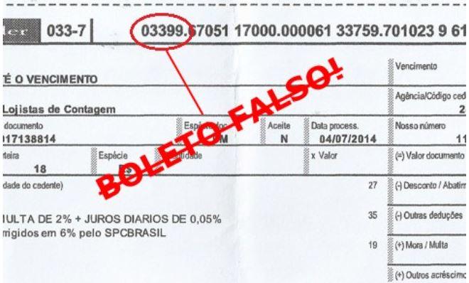 GOLPE DO BOLETO: Santander cobra dívida milionária de escola por meio de boleto fraudulento