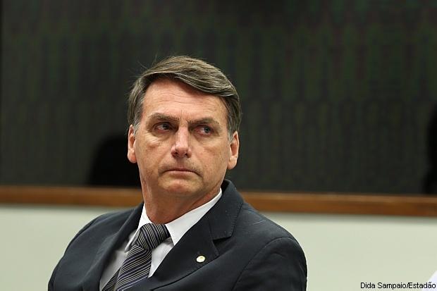 Bolsonaro pontua em nova pesquisa para presidente da República em 2018