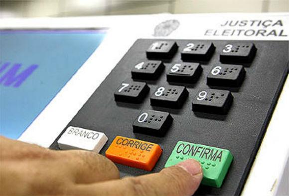 urna3 - Senadores querem que Dilma proponha antecipação de eleição