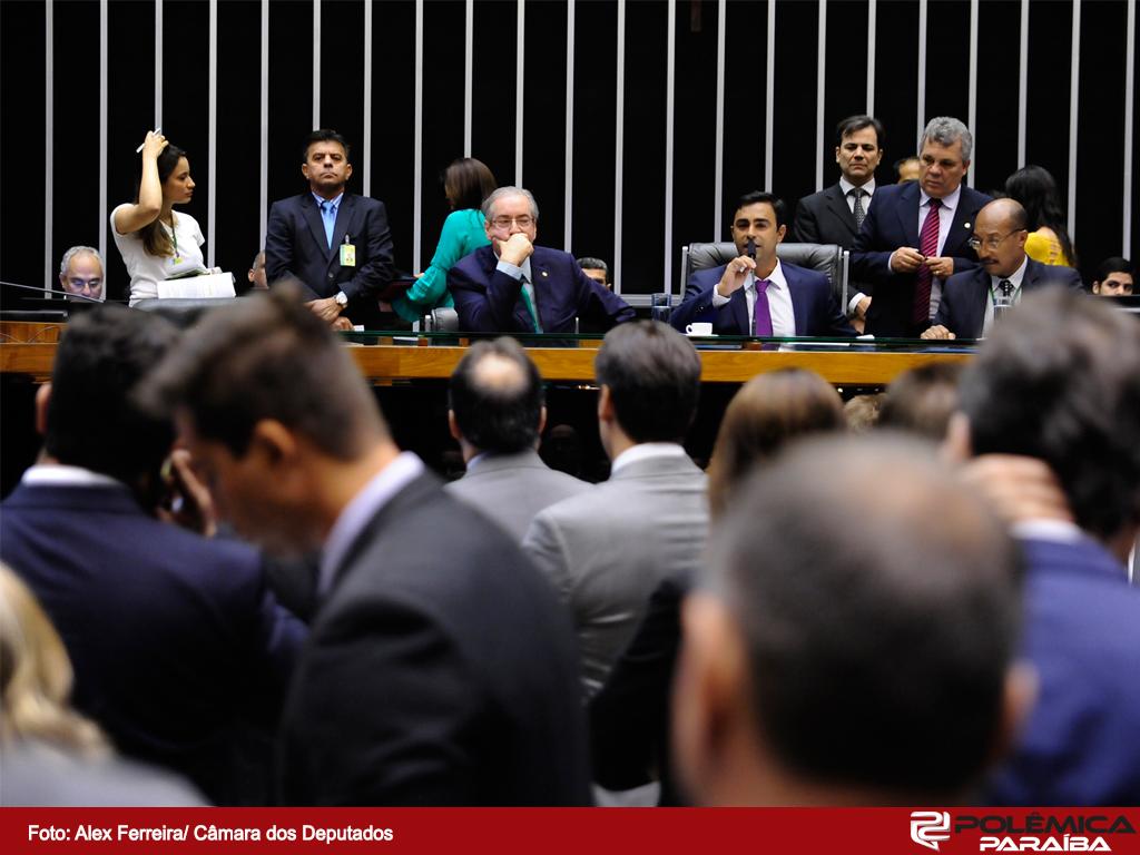 AF plenario da Camara dos Deputados durante sessao extraordinaria para votacao de projetos 19112015008 1 - Partidos lançam nomes à sucessão de Cunha e ameaçam dividir base do governo Temer