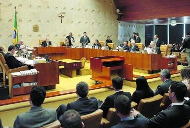 Deputado federal será julgado pelo STF por improbidade pública