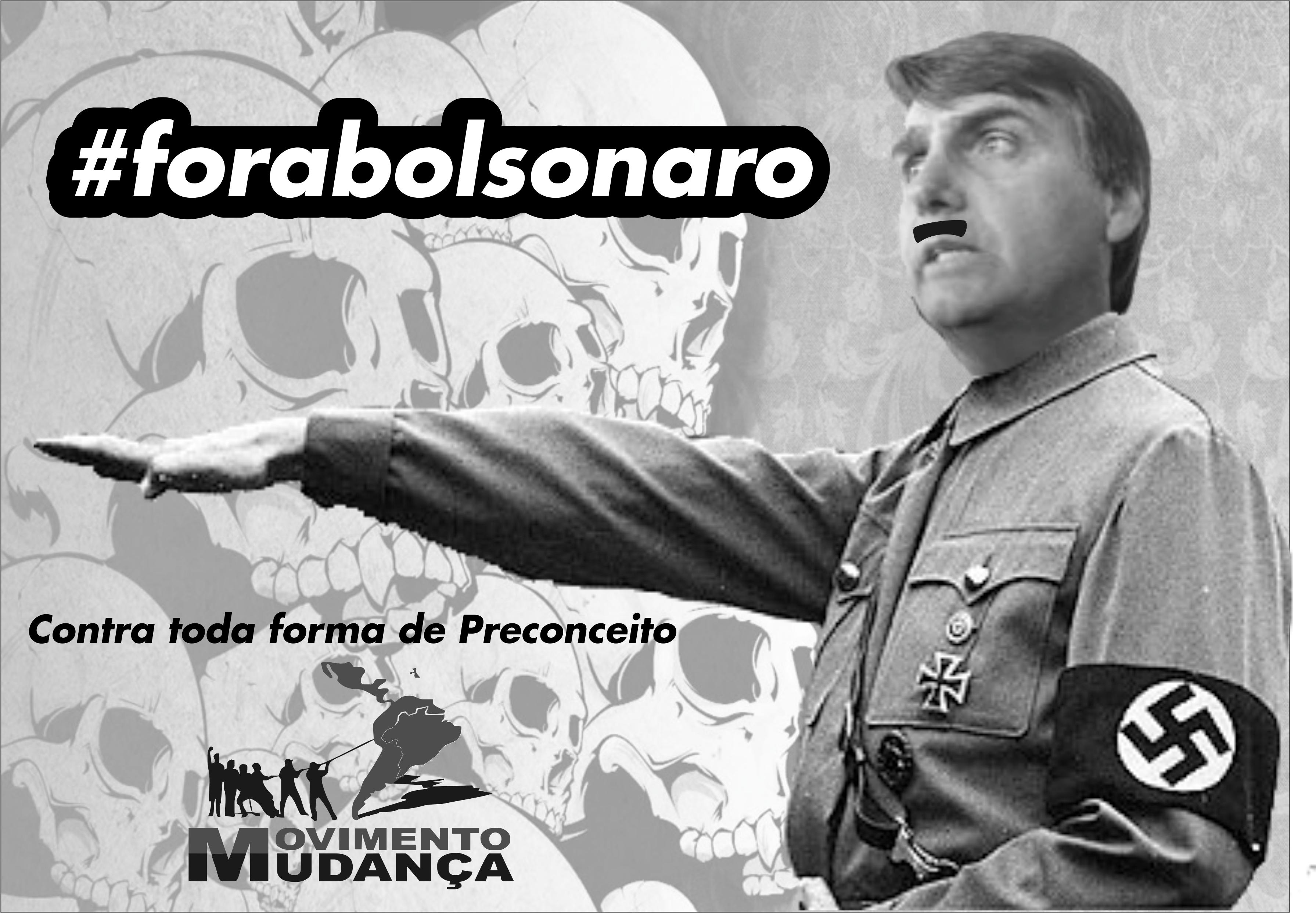 forabolsonaro