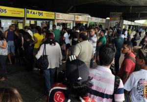 rodoviaria 300x208 - Passageiros de ônibus interestadual são vítimas de arrastão em João Pessoa