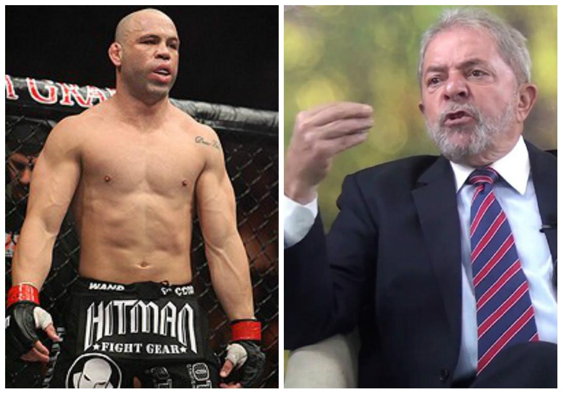 MMA NO FACEBOOK: Lutador faz denúncia sobre filho de Lula e ex-presidente diz que irá acionar medidas legais