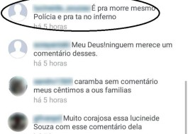 Entidade vai processar internautas que 'festejaram' assassinato de policial na Paraíba