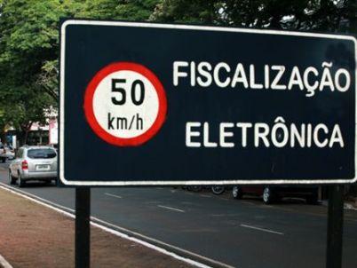 Y3NCTC 1 - 50 KM GERAL: PMJP padroniza redutores de velocidade para 50km/h a partir desta sexta