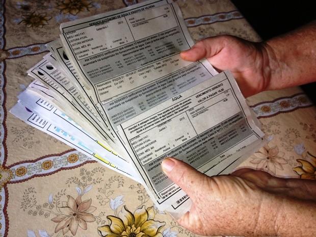 contas atrasadas - Contas vencidas entre 6 e 9 podem ser pagas hoje sem multa