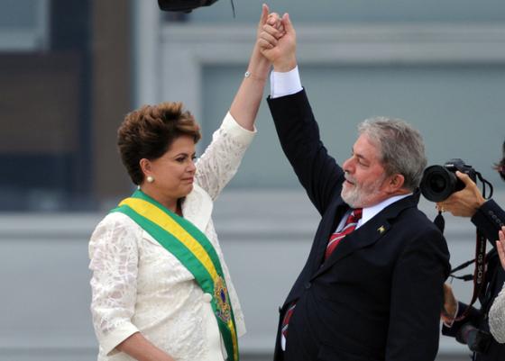 Dilma justifica nomeação de Lula citando experiência e conhecimento técnico do ex-presidente; vídeo