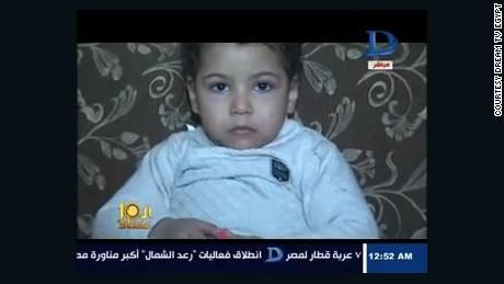 Tribunal erra e garoto de 4 anos de idade é condenado a prisão perpétua no Egito
