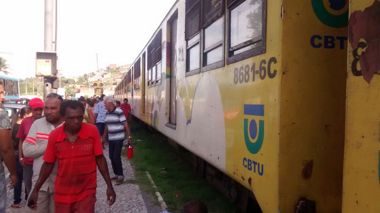 Prefeitura de Santa Rita decreta luto oficial por mortos em acidente com trem