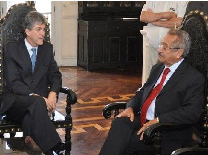 Resultado de imagem para Deputado diz que Zé Maranhão pode ser candidato a governador em 2018 com o apoio de RC