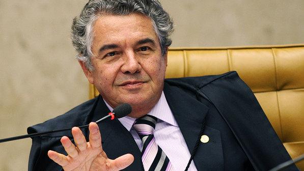 Ministro Marco Aurélio revoga prisão de irmã e primo de Aécio Neves