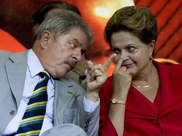 Dilma e Lula - Mais uma juíza susta posse de Lula em ministério