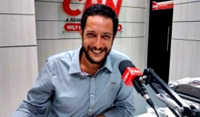 Colunista da CBN de João Pessoa vira alvo de inquérito judicial após criticar Sergio Moro