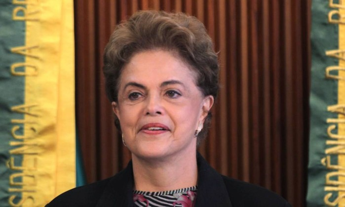 dilma rousseff - Dilma exonera ministros para votarem contra o impeachment na Câmara