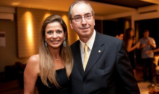 STF manda para Moro processos contra mulher e filha de Cunha na Lava Jato