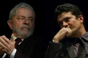 Moro mostra atitude rasteira ao ordenar que Lula compareça às 87 audiências