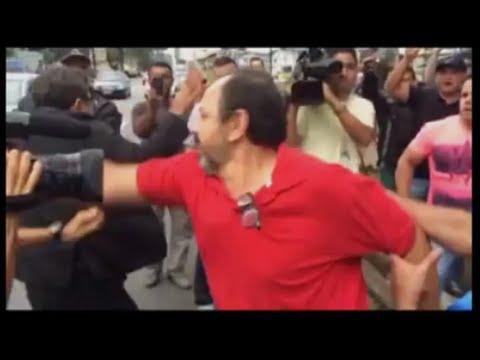 Manifestantes contra e a favor de Lula entram em confronto e PM precisou intervir