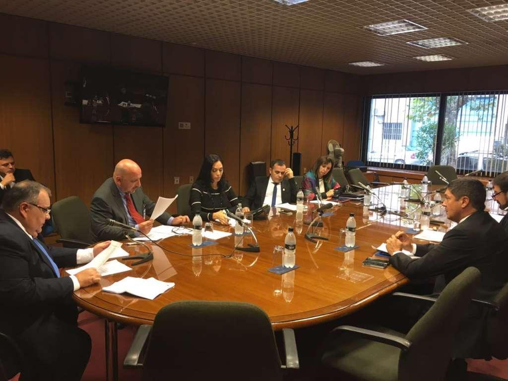 Rômulo preside Comissão do Trabalho no Parlasul e discute estimulo ao emprego no bloco
