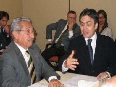 cassio e maranhão - ACORDO PMDB/PSDB 2018: Maranhão na cabeça e Ronaldinho Vice; Cássio e Lira para o senado - Por Walter Santos