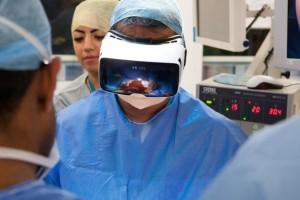 Pela primeira vez, uma cirurgia é transmitida ao vivo com a ajuda do óculos inteligente do Google