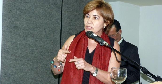 giucelia figueiredo - PT recusa do convite do 'Cidadania' para reunião com presença do DEM: 'Não vamos participar'