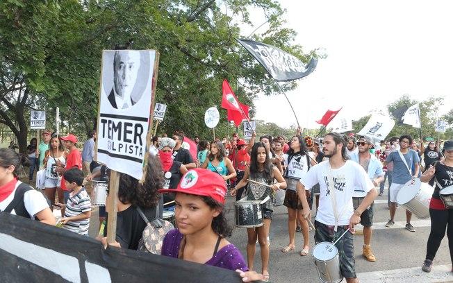 Manifestantes de todo o Brasil organizam protestos para o 7 de setembro