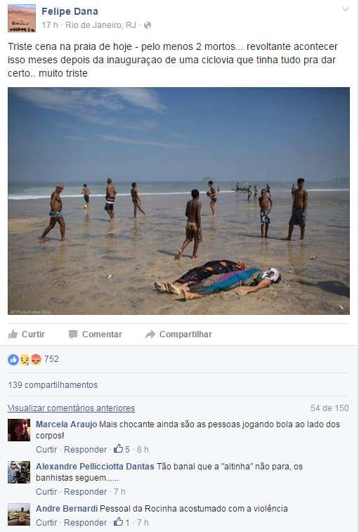 midias praia