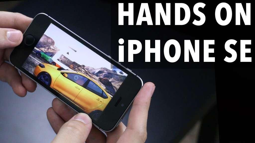 VÍDEO: Conheça o novo IPHONE SE