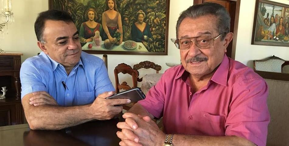 Maranhão acredita no PSDB com Manoel Júnior e dispara: 'eu e Cássio já quebramos o gelo'
